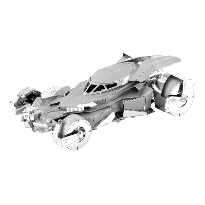Dawn of Justice Metal Earth Batman V Superman Batmobile | Buy now at The G33Kery - UK Stock - Fast Delivery